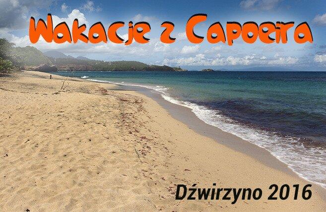 Wakacje z Capoeira