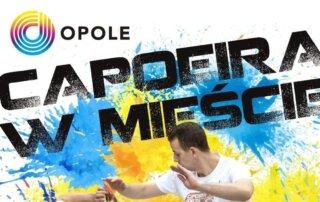 Capoeira w Mieście