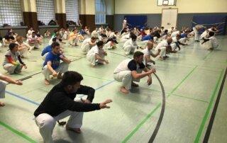 Trening Düsseldorf